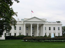 The White House, Washington DC, USA Stock Image