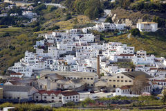 White houses, Andalusia, Spain Stock Photo