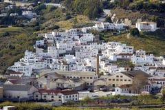 White houses, Andalusia, Spain Stock Photo