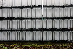 White IBC Container Royalty Free Stock Images