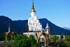 White Image of Buddha Royalty Free Stock Image