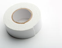 White industrial tape Royalty Free Stock Image