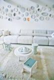 White interior Stock Photo