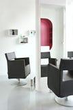 White interior royalty free stock photos