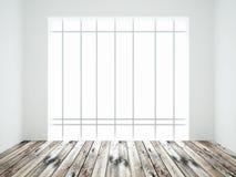 White interior Royalty Free Stock Photo