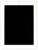 White iPad tablet Stock Image
