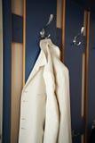 White jacket groom Stock Photos