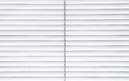 White jalousie Stock Photos