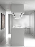 White kitchen Stock Photography