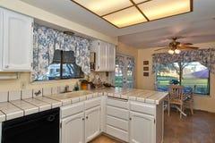 Free White Kitchen Cabinets Royalty Free Stock Photo - 20374325