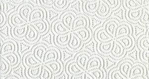 White kitchen paper Stock Photo