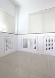 White kitchen room Stock Photo