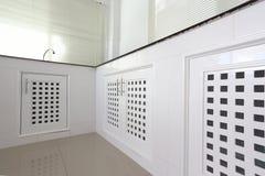 White kitchen room Royalty Free Stock Photo