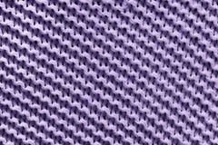 White knitted texture macro stock photo