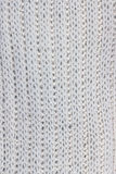 White knitted vertical textured background Stock Photo
