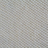 White knitting wool texture background Stock Images