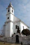 white kościoła zdjęcie stock
