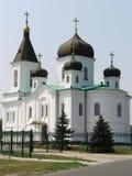 white kościoła Obraz Royalty Free