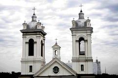 white kościoła Obraz Stock