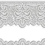 White lace Stock Images