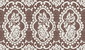 White lace Royalty Free Stock Photography