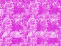 Grunge pink roses Stock Image