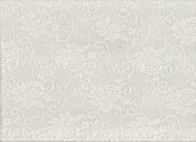 White lace in the background on a white. royalty free stock image