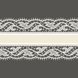 White Lace. Royalty Free Stock Images