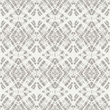 White lace, clean and simple vector pattern. White lace on grey, clean and simple vector geometrical pattern, website background or fashionable textile, or Stock Photography
