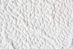 White lace cotton background Royalty Free Stock Photography