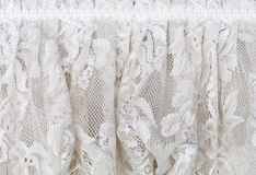 White lace Stock Photos