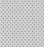 White lace dotted pattern: seamless background Royalty Free Stock Photos