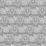 White lace Stock Image