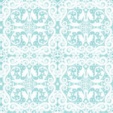 White lace pattern Royalty Free Stock Photos