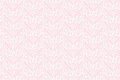 White lace pattern Royalty Free Stock Photo
