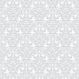 White lace pattern. White lace texture, vintage seamless pattern Stock Images