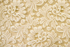White lace texture background Stock Photos