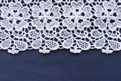White lace Stock Photography