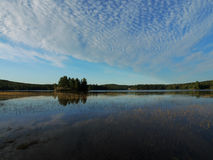 White Lake, Province of Quebec,  Canada. Stock Photos
