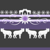White lamb Stock Images
