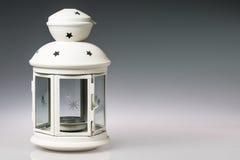 White lantern Stock Image