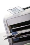White laserprinter Royalty Free Stock Image