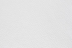 White leather. Texture close up background Stock Image