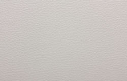 White leather Stock Image