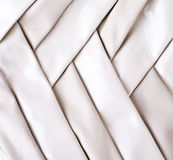 White leather Royalty Free Stock Photos