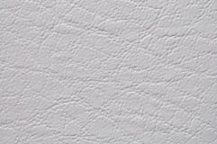 White leather Royalty Free Stock Photo