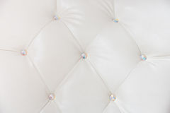 White leather background Royalty Free Stock Photo
