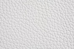 White leather background royalty free stock photography