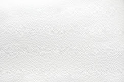 White leather background Stock Photography