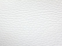 White leather close up Stock Photo